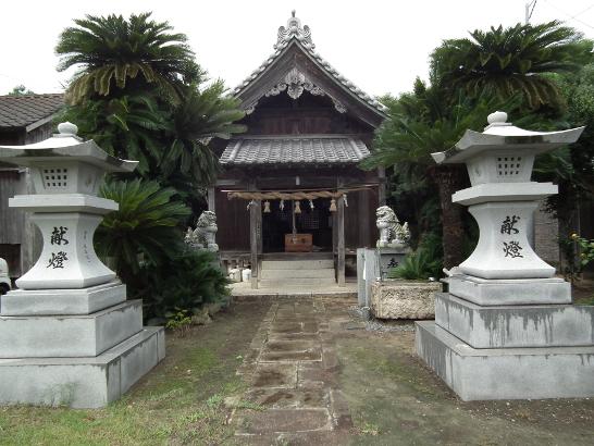 年毛(とし)も神社