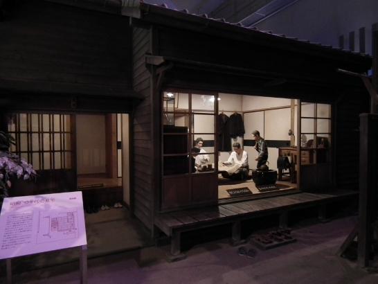 昭和30年代の家