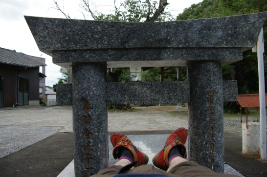 福津市内の神社めぐり-2