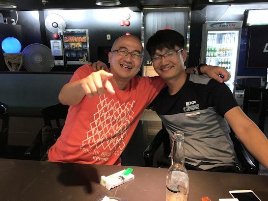 高速船ビートルでの釜山旅行 9月25日~27日 (2/5)