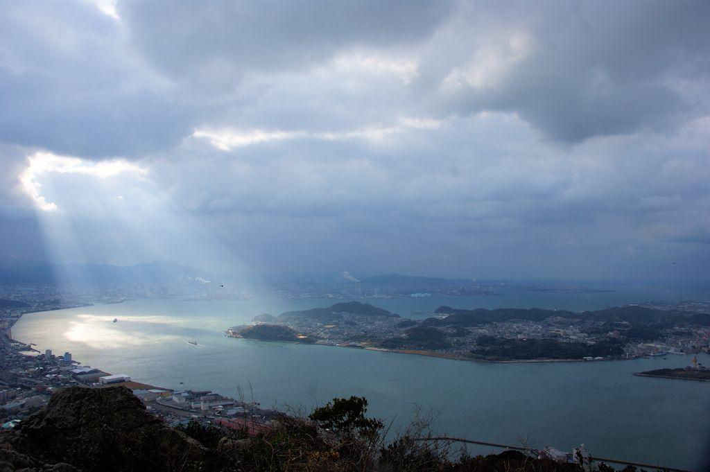 風師山(北九州市門司区)に登ってみた