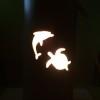竹のランプシェード次のステップ