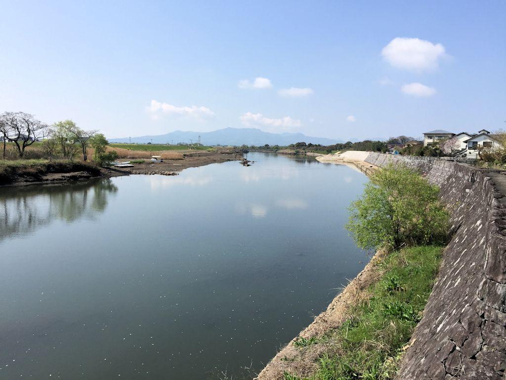 熊本の川尻