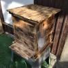ニホンミツバチの巣箱第2号!