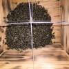 ニホンミツバチの巣箱の中の様子