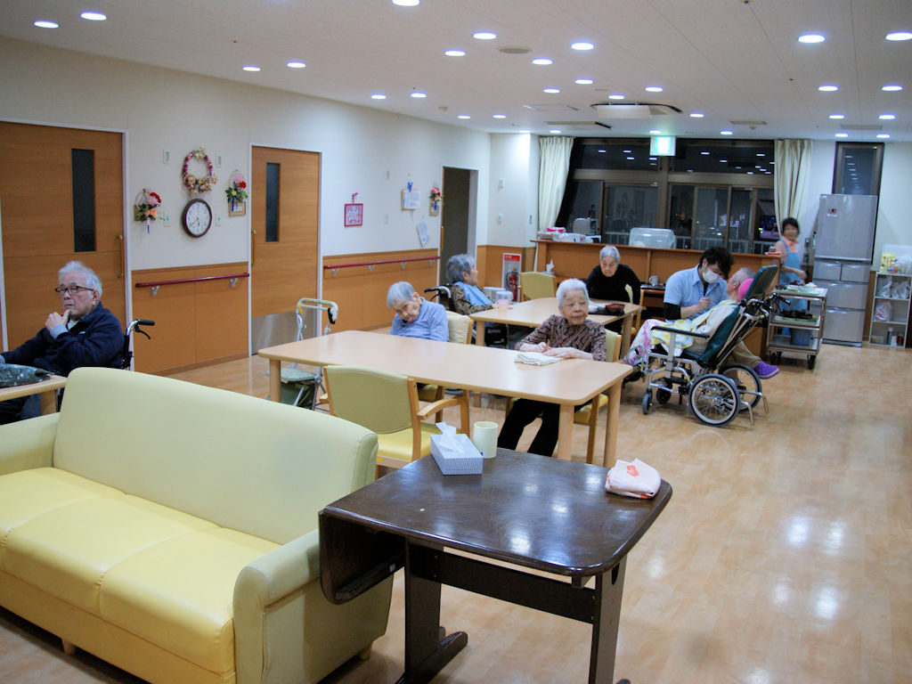 地域密着型特別養護老人ホーム(特養)